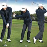 How to put spin those short shots around the green!