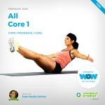 Ben Shear of Golf Digest talks core power for stability and strength!