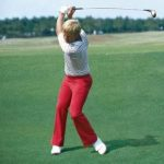 The correct knee action in your golf swing can add more yards!