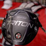 Wilson Triton Driver made to Toe the Line!